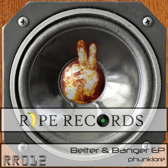Belter & Banger EP - Phunklore